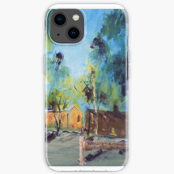 Port of Echuca VIC Australia iPhone Soft Case