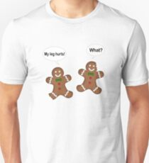 Christmas Gingerbread Men  Unisex T-Shirt