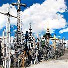 Hill of Crosses by SKVee
