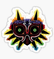 Majora's Splat~ Sticker
