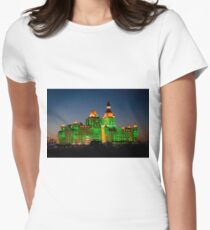 Wizard Castle Women's Fitted T-Shirt