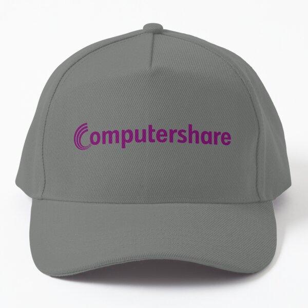 Computershare Logo Baseball Cap