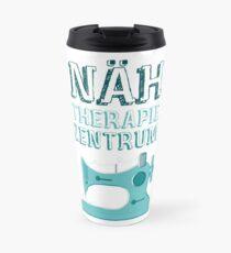 Nähtherapiezentrum, Nähen, Sewing, Sewingqueen Travel Mug