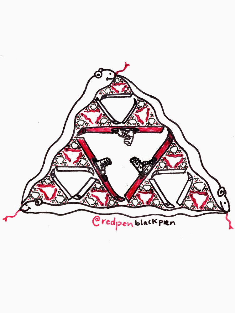 Do Serpents Ski? by redpenblackpen