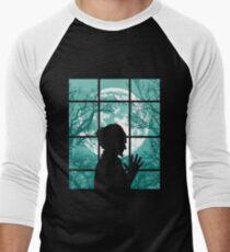 Count-Olaf Villain A Series of Unfortunate Shirt Events T-Shirt Men's Baseball ¾ T-Shirt