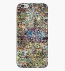 Picasso cubed iPhone Case
