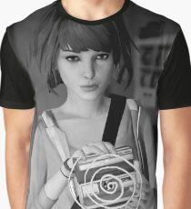 Max & Rewind Graphic T-Shirt