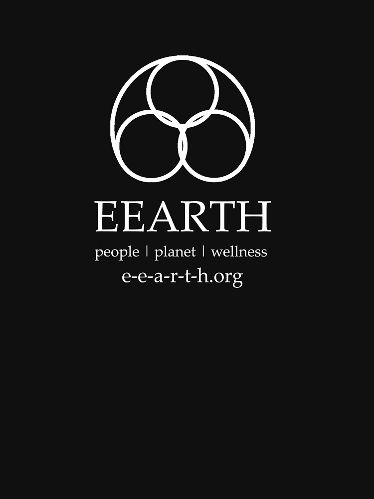 Eearth  logo white by eearth