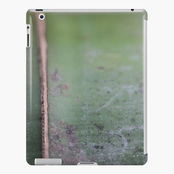 green power iPad Snap Case