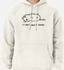 I Just Cannot Pullover Hoodie