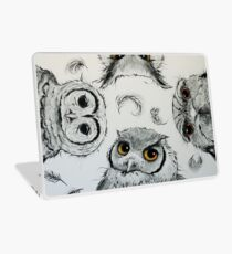 Who are you? Laptop Skin