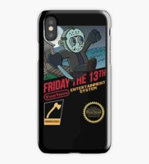 Super Voorhees bros iPhone Case