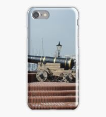 Antique Ship's Cannon iPhone Case/Skin