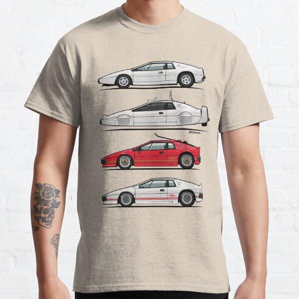 Esprit Spion Quartett Classic T-Shirt