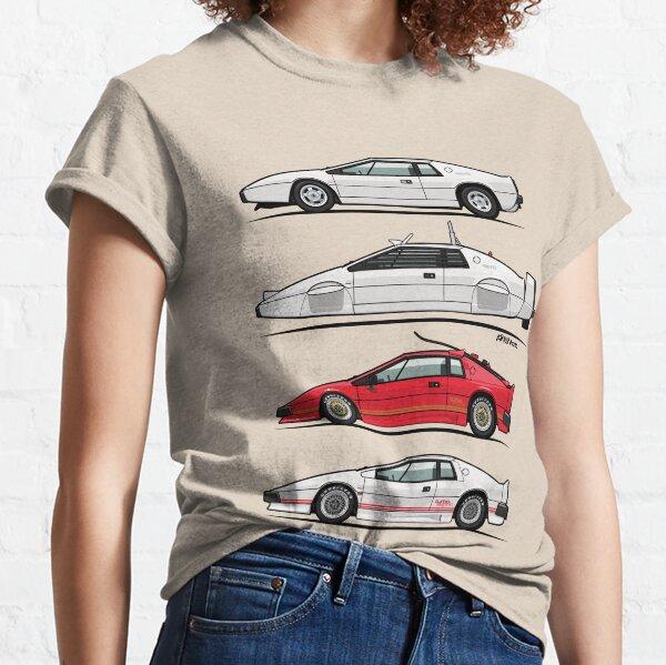 Esprit Spy Quartet Classic T-Shirt