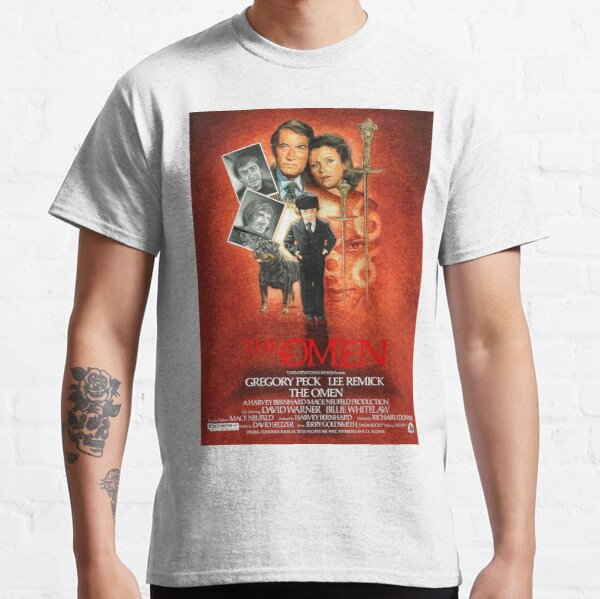 The Omen - 40th Anniversary poster. Classic T-Shirt