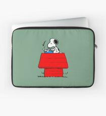 Snoopy, dogs happy Laptop Sleeve