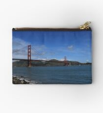 City By The Bay Studio Pouch