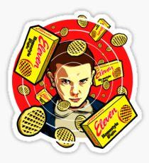 Eleven Homestyle Sticker