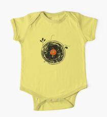 Enchanting Vinyl Records Vintage Kids Clothes