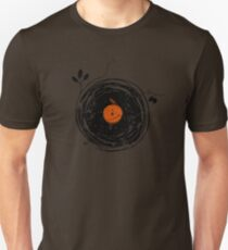 Enchanting Vinyl Records Vintage T-Shirt