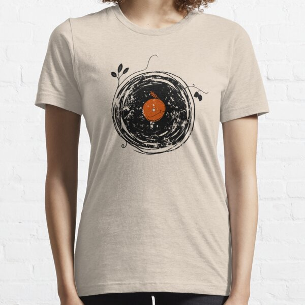 Enchanting Vinyl Records Vintage T-shirt essentiel