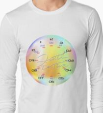 KolorKloc - Time Is Our Relative Long Sleeve T-Shirt