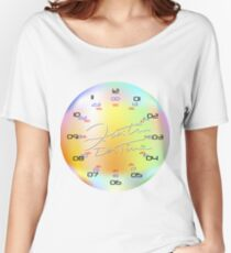 KolorKloc - Time Is Our Relative Women's Relaxed Fit T-Shirt