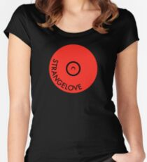 Strangelove DM Women's Fitted Scoop T-Shirt