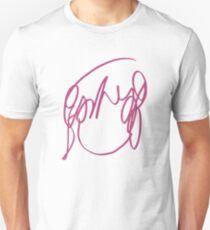 Have you seen a girl with hair like this? Unisex T-Shirt
