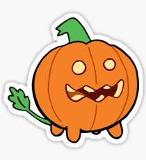 Steven Universe Pumpkin Sticker