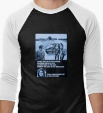 Two-Lane Blacktop Men's Baseball ¾ T-Shirt