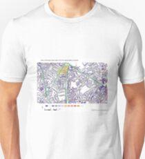 Multiple Deprivation Vassal ward, Lambeth T-Shirt
