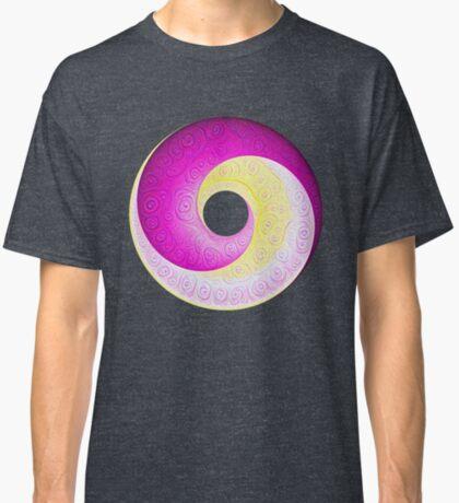 #DeepDream Color Circles Visual Areas 5x5K v1448901772 Classic T-Shirt
