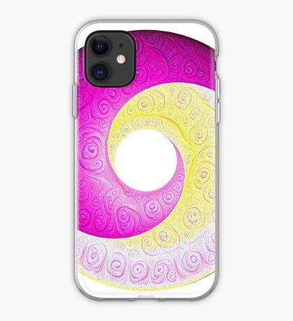 #DeepDream Color Circles Visual Areas 5x5K v1448901772 iPhone Case