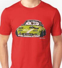 Crazy Car Art 0152 Unisex T-Shirt