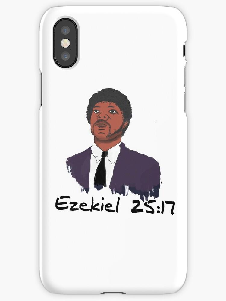 Ezekiel 25:17 by Thespoon