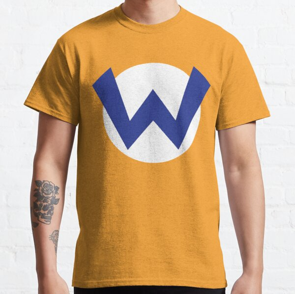 Wario Emblem Classic T-Shirt