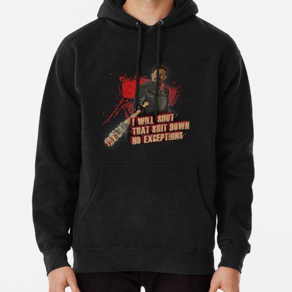 Nuclear Negan Men/'s Hoodie Inspired Walking Dead Pip Boy