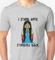 Water Is Life -Standing Rock- Unisex T-Shirt