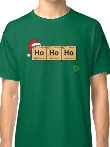 Chemistry Christmas Classic T-Shirt