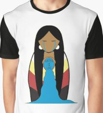 Standing With Rock Graphic T-Shirt
