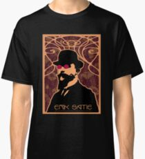 Erik Satie's Purple Dream Classic T-Shirt