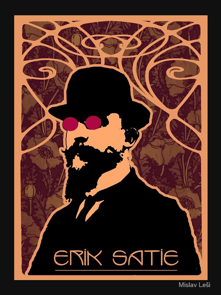 Erik Satie's Purple Dream by Absinthe-Fog