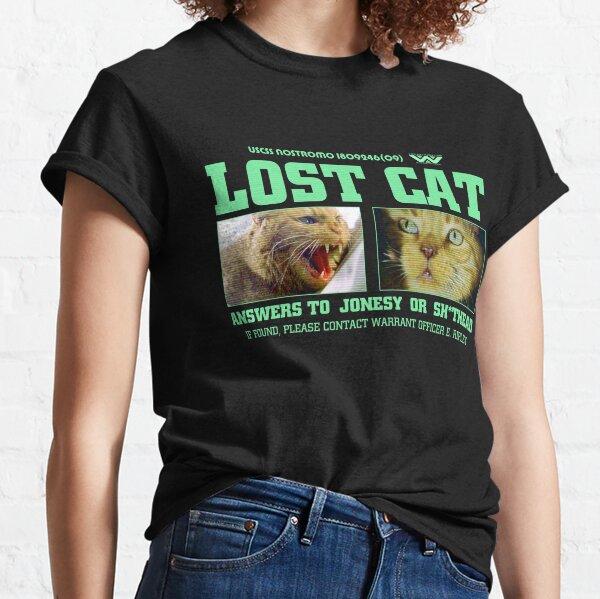 Was war das für ein Geräusch hinter dir?  Jonesy Classic T-Shirt