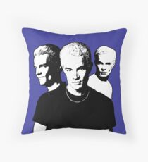 A Trio of Spike Throw Pillow