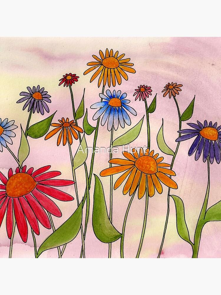 Daisy Bouquet by KeLu