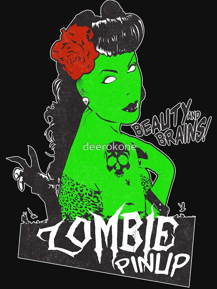 Zombie Rockabilly Pinup | Unisex T-Shirt
