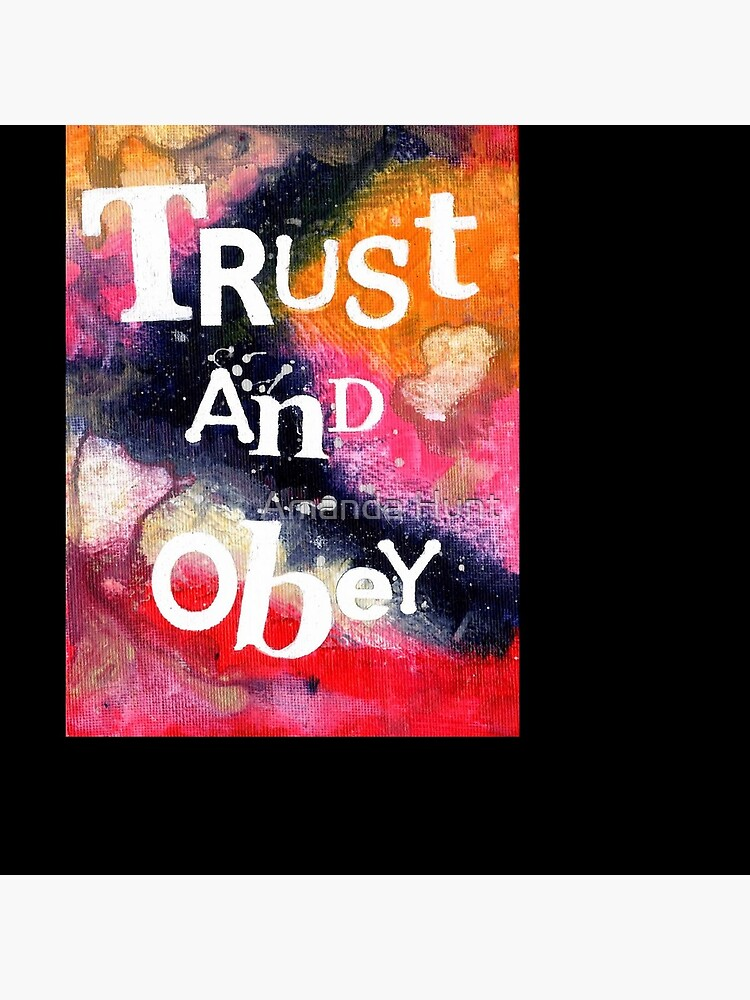 Trust and Obey by KeLu