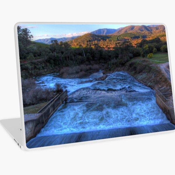 Lake Buffalo Spillway Laptop Skin
